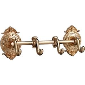 Планка с 4 крючками Hayta Gabriel Classic Gold (13902-4/GOLD) золото