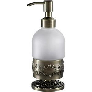 Дозатор для жидкого мыла Hayta Gabriel Classic Bronze (13916/BRONZE) бронза цена