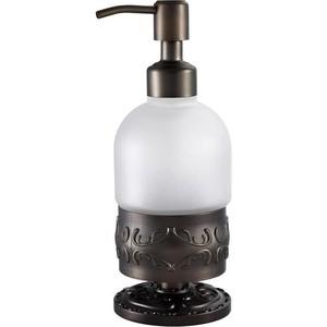 Дозатор для жидкого мыла Hayta Gabriel Antic Brass (13916/ VBR) античная бронза