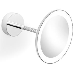Зеркало косметическое Langberger с подсветкой, хром(71285)