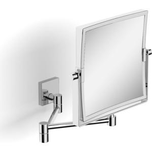 Зеркало косметическое Langberger с увеличением, хром (72485)