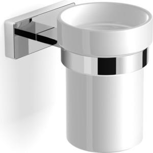 Стакан для ванны Langberger Alster хром (10911A)
