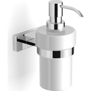 Фото - Дозатор для жидкого мыла Langberger Alster хром (10921A) дозатор для жидкого мыла langberger burano хром 11021a