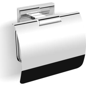 Держатель туалетной бумаги Langberger Alster с крышкой, хром (10941A)