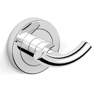 Крючок двойной Langberger Burano (11032B) хром