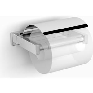 Держатель туалетной бумаги Langberger Alster с крышкой, хром (11941A)