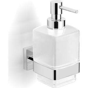 Фото - Дозатор для жидкого мыла Langberger хром (21821A) дозатор для жидкого мыла langberger burano хром 11021a