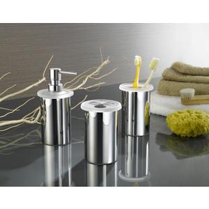 Фото - Дозатор для жидкого мыла Langberger хром (23023A) дозатор для жидкого мыла langberger хром 11323a
