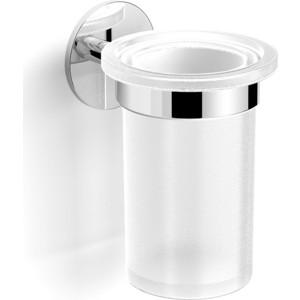 Стакан для ванны Langberger на клейкой основе 3 мм, хром (30811A)