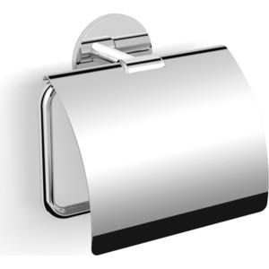 Держатель туалетной бумаги Langberger с крышкой, хром (30841A) держатель туалетной бумаги rush balearic с крышкой хром ba39111