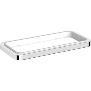 Запасной держатель стакана для ванны Langberger двойной, настольный, хром (32017A-01-00)