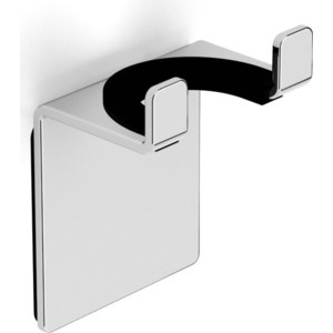 Крючок двойной Langberger (75183-10-00) хром