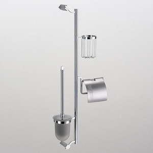 Стойка для туалета Schein Watteau (1215) хром