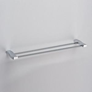 Полотенцедержатель Schein двойной 60 см, хром (32821)