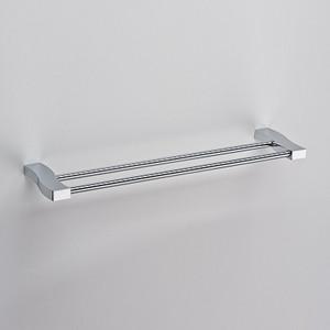 Полотенцедержатель Schein Swing двойной 50 см, хром (32822)