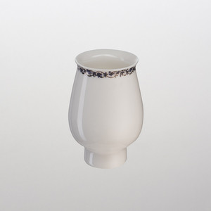 Запасной стакан для ванны Schein Saine керкамика, белый (5026010)