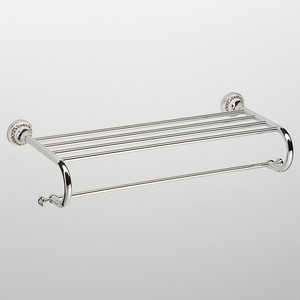 Полка для полотенец Schein Saine Chrome хром (7053042)