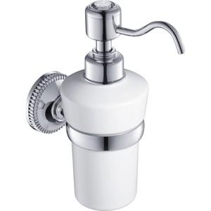 Дозатор для жидкого мыла Schein Superior керамика, хром (7066020)