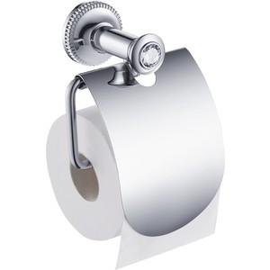 Держатель туалетной бумаги Schein Superior с крышкой, хром (7066026)