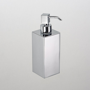 Дозатор для жидкого мыла Schein (212DTT) хром