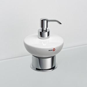 Дозатор для жидкого мыла Schein Allom (222D-T) хром