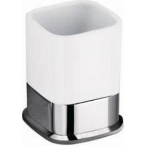 Стакан для ванны Schein Allom керамика, хром (223CS-T)