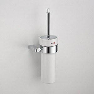 Ершик для унитаза Schein Allom керамика, хром (227C)
