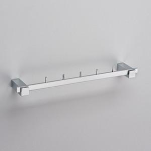 Планка с 5 крючками Schein Durer 43,6 см, хром (261*5B)