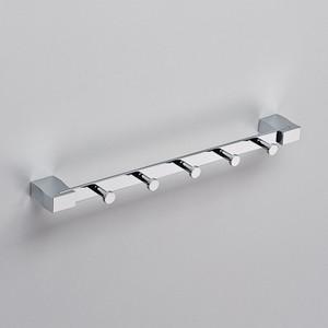 Планка с 5 крючками Schein Swing (321*5B2) хром