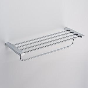 Полка для полотенец Schein Swing хром (3210B)