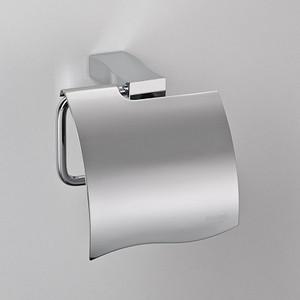 Держатель туалетной бумаги Schein Swing с крышкой, хром (326B1)