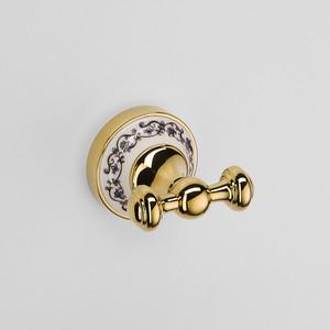 лучшая цена Крючок двойной Schein Saine Gold (7053002VF) золото