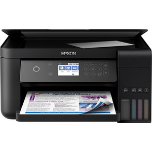 цены на МФУ Epson L6160 (C11CG21404)  в интернет-магазинах