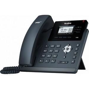 VoIP-телефон Yealink SIP-T40G блок питания pa 5vdc 2a для sip t32g sip t38g sip t46g sip t48g