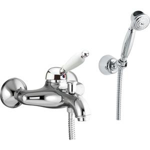 Смеситель для ванны Fiore Imperial на стену, хром (83CR5103)