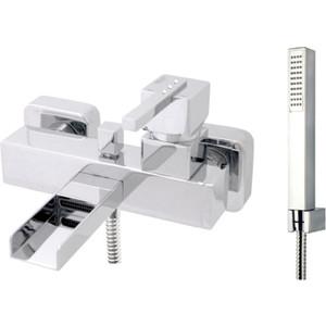 Смеситель для ванны Fiore XS-SKY на стену, хром (85CR7755)