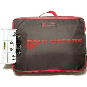 Polymotors Сумка для радио модели Трагги масштаба 1/8 - PolyM-traggybag01Bl
