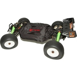 Polymotors Защитный чехол для радиомодели RC HPI TROPHY TRUGGY FLUX 1/8 зимний на липучках - PolyM-CovHPI06Bl rc car frame hpi savage 1 8 xl flux rc cars roll cage hpi racing vehicles protection including wheelie bar