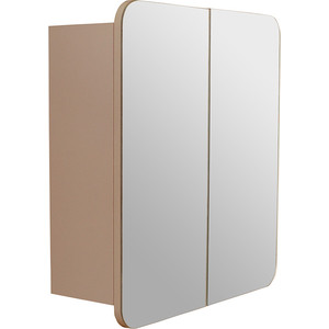 Зеркальный шкаф Mixline Того 60 капучино (2181105252551)