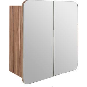 Зеркальный шкаф Mixline Того 60 эбони светлый (2181105252650)