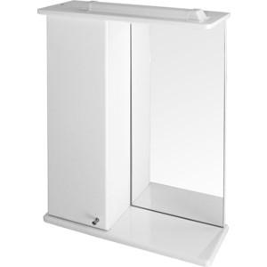 Зеркало-шкаф Mixline Бриз 50 белый левый (1705165299380)