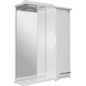 купить Зеркало-шкаф Mixline Одиссей 55 правый (1507165249309) по цене 4240.8 рублей