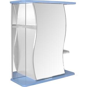 Зеркальный шкаф Mixline Венеция 60 голубой (2210105258864)