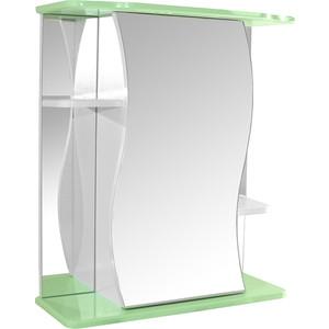 Зеркальный шкаф Mixline Венеция 60 зеленый (2210105259212)