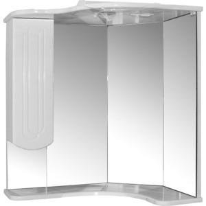 Зеркало-шкаф Mixline Корнер левый угловой (2250205247122) цена в Москве и Питере