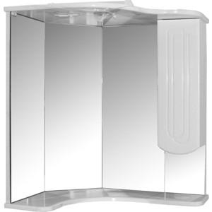 Зеркало-шкаф Mixline Корнер правый угловой (2250205249256) недорого