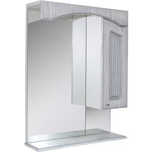 Зеркало-шкаф Mixline Крит 60 патина серебро (2121205217920) тур крит