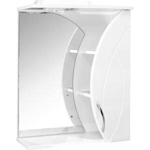 Зеркало-шкаф Mixline Магнолия 61 белый правый (2210105258925) недорого