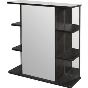 Зеркальный шкаф Mixline Мастер 67 венге (2070405295347)