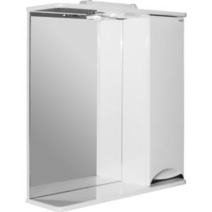 Зеркало-шкаф Mixline Этьен 65 правое (1705165299403) пенал mixline этьен 36 2002195390483